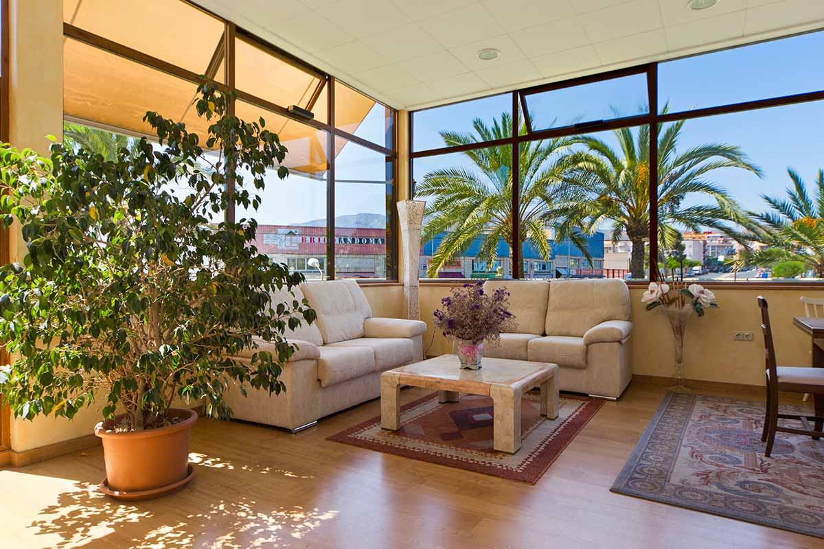 palmeras crevillent alicante hotel palmeras sofas